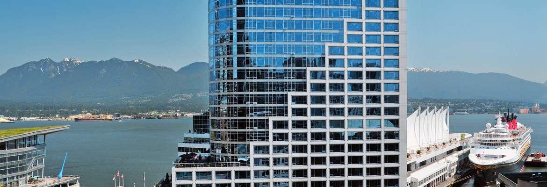 The Fairmont Waterfront, Vancouver