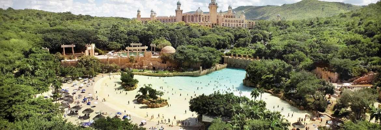 Cape Town, Sun City & Safari