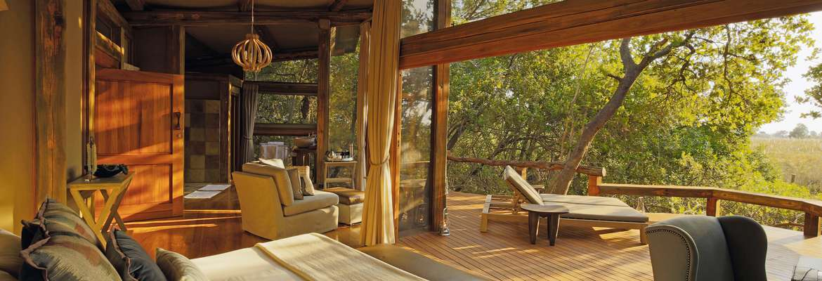 Safari Suite, Camp Okavango