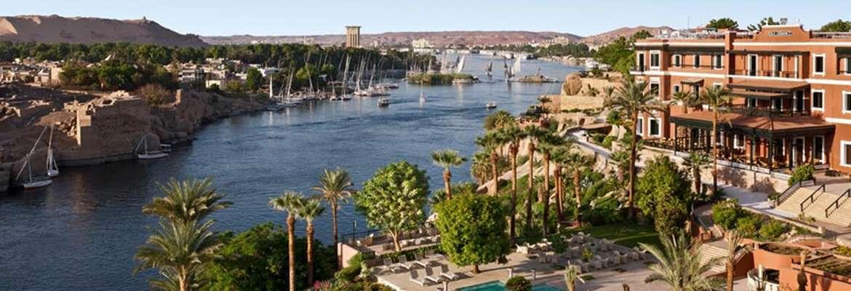 Sofitel Legend Old Cataract Aswan   A Kuoni Hotel in Aswan