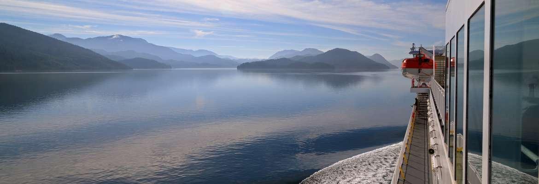 Rail & Sail: BC Explorer rail journey